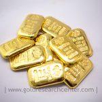 ทั้งนักลงทุนและผู้เชี่ยวชาญมองราคาทองคำในสัปดาห์หน้าเป็นเชิงลบ (14-18 ตุลาคม 2562)